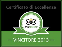 Certificazione Eccellenza 2013