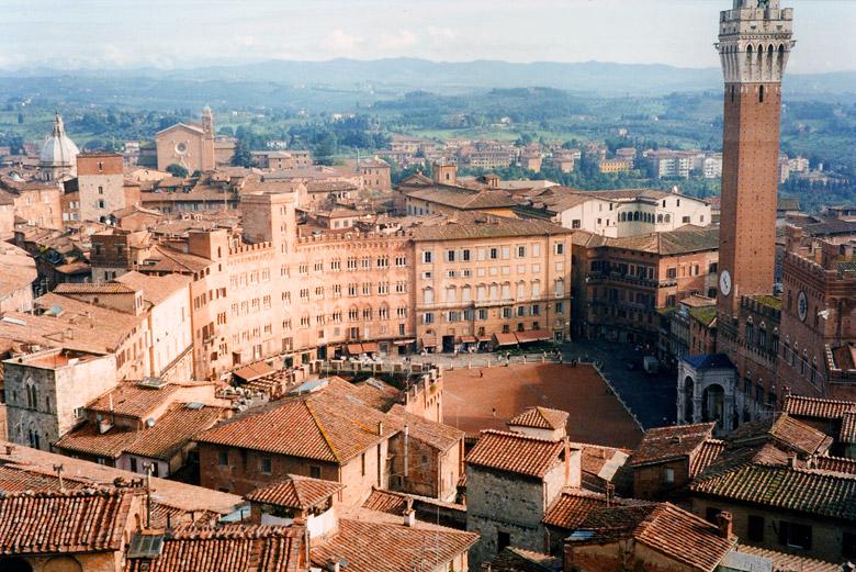 Hotel Patria Pistoia - Visitare Siena