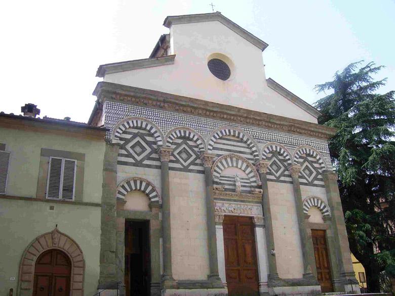 Pieve Sant'Andrea Pistoia