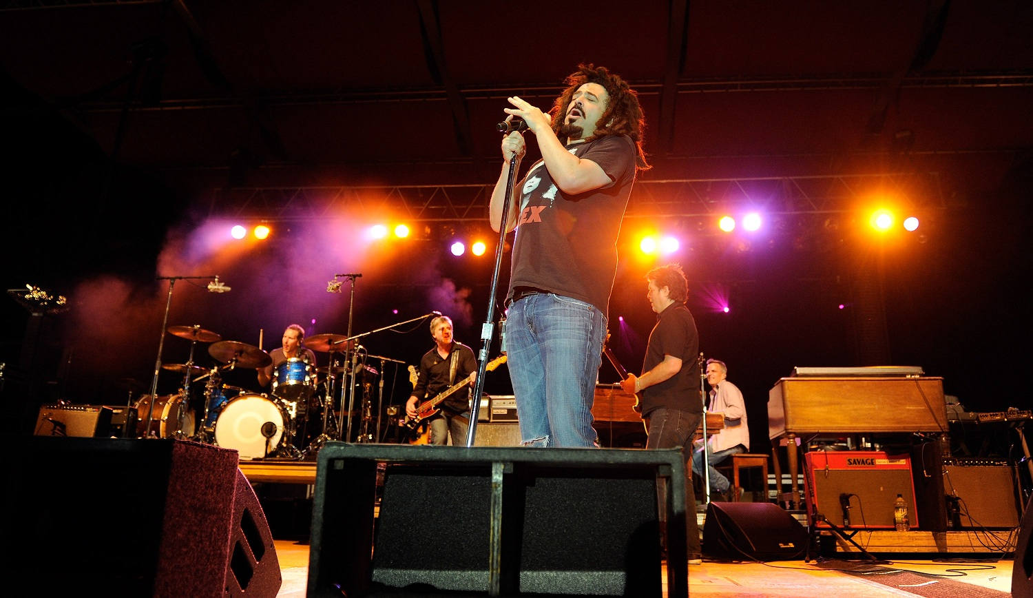 I Counting Crows apriranno il Pistoia Blues Festival 2015.